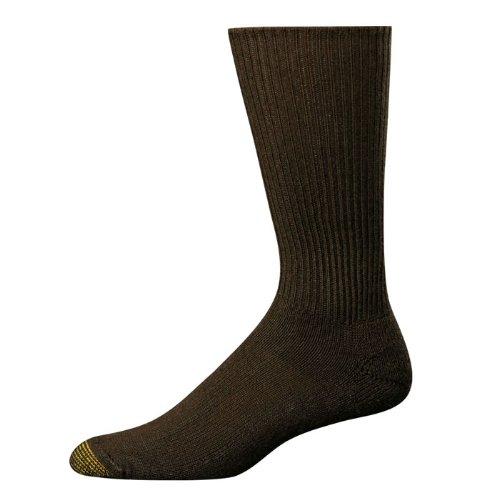 Gold Toe Fluffies Dress Socks BROWN