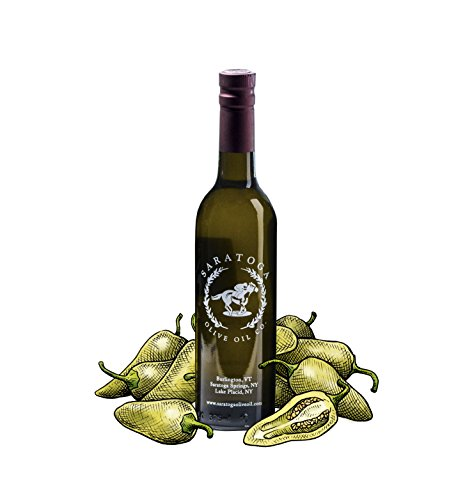 (Saratoga Olive Oil Company Jalapeno White Balsamic Vinegar (200ml) )