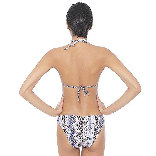 TOYUN Traje Triangular de Bikini Señora