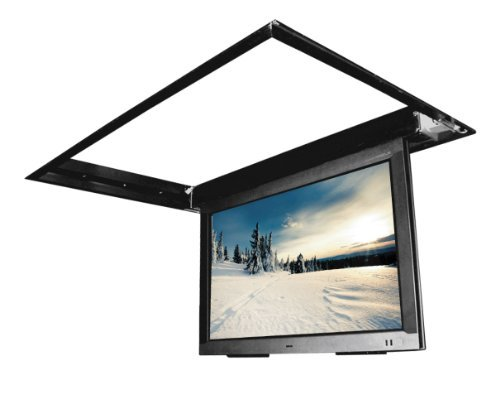 FLP-310 In-Ceiling Flip Down Motorized TV Mount For 50-60 inch TV's (Flp 310 Ceiling Flip Down Tv Lift)