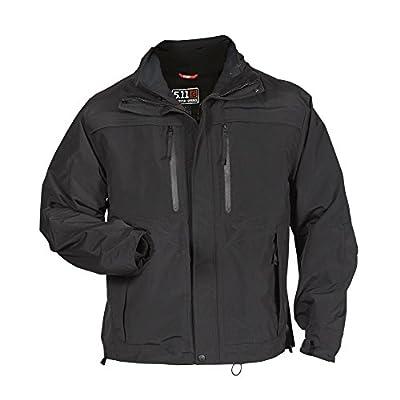 5.11 Men's Valiant Duty Jacket: Clothing