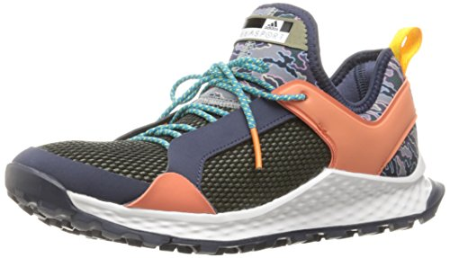 adidas Performance Women's Aleki X Cross-Trainer Shoe Black/Bliss Coral/Intense Blue 88Tz8QrlSb
