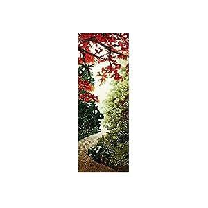 Autumn The Turning II Benaya Ceramic Decorative Tile by Benaya Ceramic Art