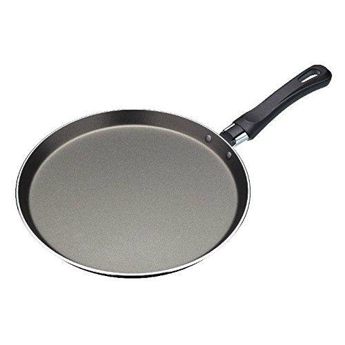 Pancake Crepe Pan with Pancake Recipe on the Back (Pack of 2) Kitchen Craft