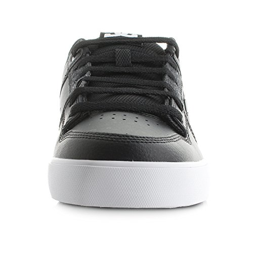 DC Comics Pure Se, Men's Low-Top Sneakers Black Grey
