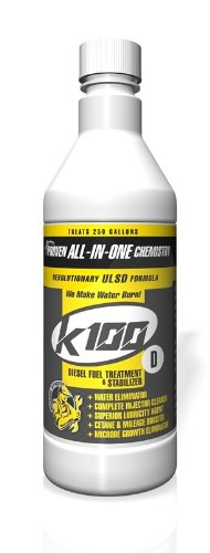 K100 D Diesel Fuel Treatment - 12/32 oz. case by K100