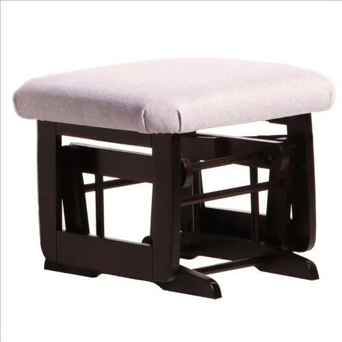 Dutailier ULTRAMOTION Ottoman for Modern Gliders (Best Chairs Inc Glider Rocker compare prices)
