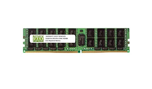 NEMIX RAM 32GB DDR4-2933 RDIMM 2Rx4 Memory for ASUS Motherboards