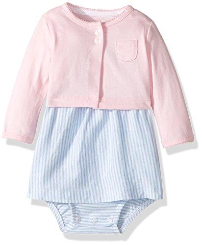 Carters Girls Piece Stripe Dress