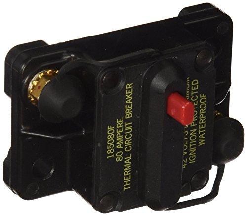 Bussmann (BP/CB185-80) 80 Amp Circuit Breaker