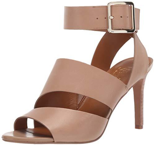 Franco Sarto Women's Paisley Heeled Sandal Light Mocha 7 M US from Franco Sarto
