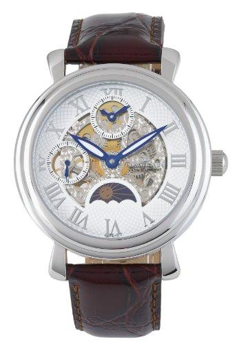 Womens Manual Winding Watch - Herzog & Söhne, Gents manual winding watch HS307-185