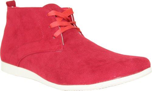 CORONADO Men's Casual Boots CODY-9 Faux Suede Soft Comfort D