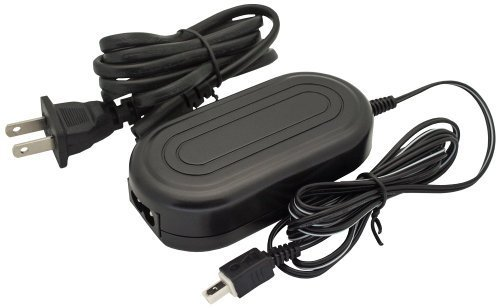 Kapaxen AP-V30U LY37323-001 AC Power Adapter / Charger for JVC Everio Camcorders (Everio Jvc Camcorder)