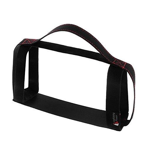TXEsign Minimalist Carrying Strap Compatible with Creative iRoar Go Bluetooth Wireless