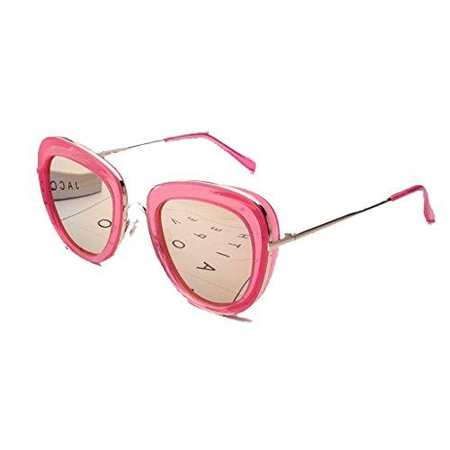 Gafas 1 1 de Gafas Femeninas Sol polarizadas Color Sol Coreanas Gafas de DT Delgadas wp84p