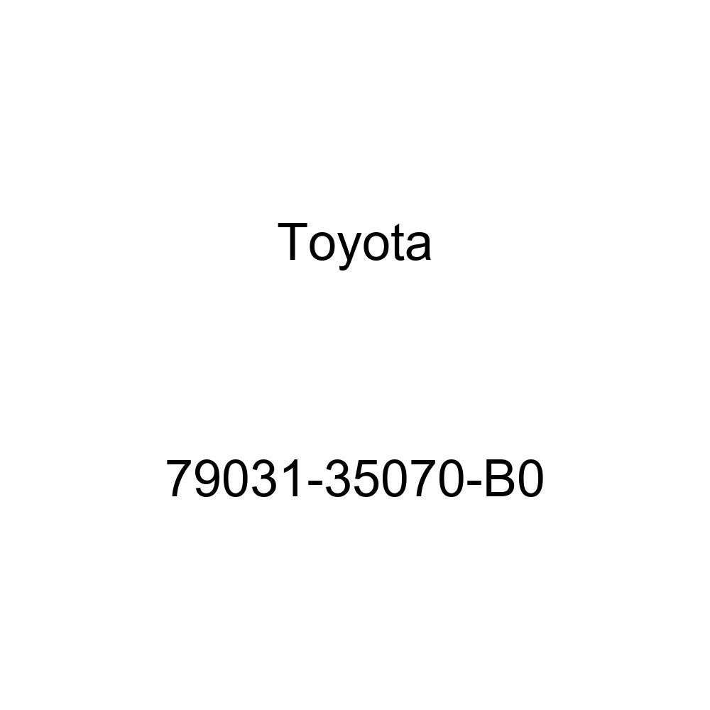 TOYOTA Genuine 79031-35070-B0 Seat Cushion Cover Sub Assembly