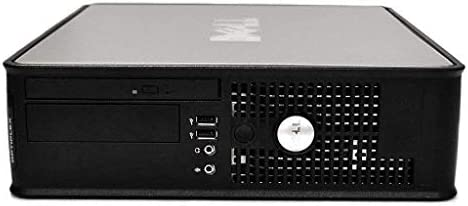 DELL OPTIPLEX PC - INTEL C2D E7500 2.93GHZ, NEW 4GB MEMORY, 160GB, DVD, WINDOWS 10 PROFESSIONAL (RENEWED)