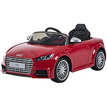 Amazon Com Audi Kids Electric Ride On Car With Remote Control