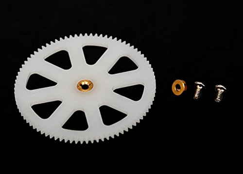 Traxxas 6343 Main Gear Lower/Bushing/Screws DR-1 (...