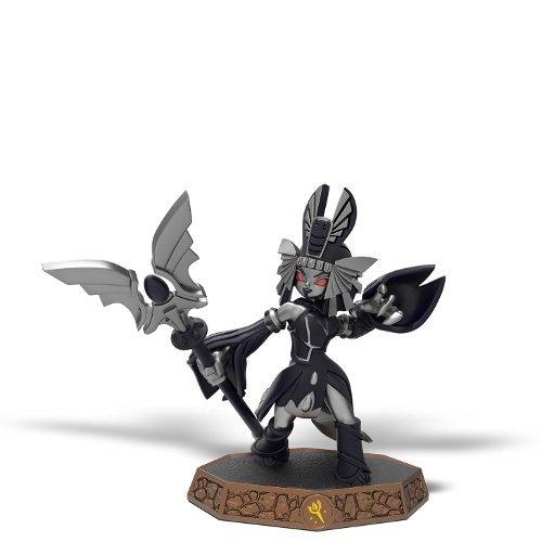 Skylanders Imaginators: Sensei Dark Golden Queen Individual Character - New In Bulk Packaging