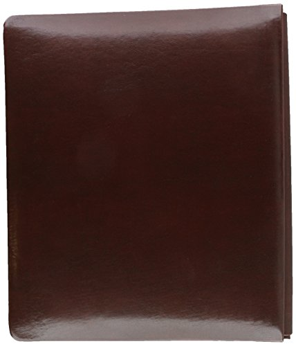 Pioneer Photo Albums 20-Page Family Treasures Deluxe Burgundy Bonded Leather Cover Scrapbook for 8.5 x 11-Inch Pages by Pioneer Photo Albums