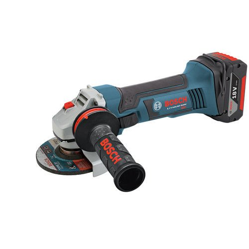 Bosch GWS18V-45-RT 18V Lithium-Ion 4-1/2 in. Angle Grinder (Bare Tool) (Certified Refurbished)