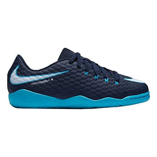 NIKE Youth HypervenomX Phelon III Indoor Shoes – DiZiSports Store