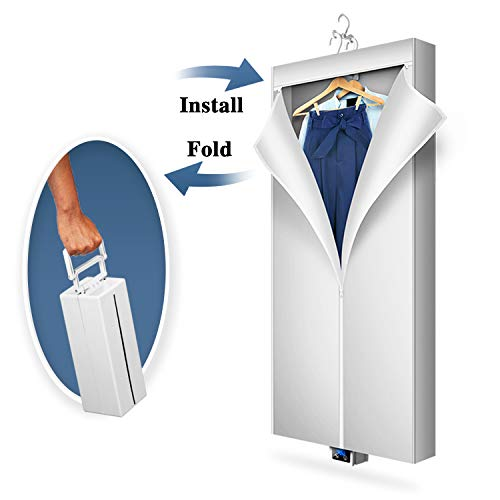 Kasydoff Portable Clothes Dryer Personal Electric Laundry Dr