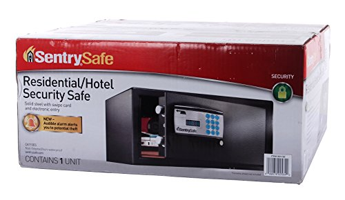 SentrySafe Residential Hotel Security Electronic
