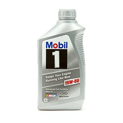 Mobil 1 Supersyn Fully Synthetic Motor Oil, 15W-50, quart (201) (Mobil 1 Supersyn European Car Formula 0w 40)