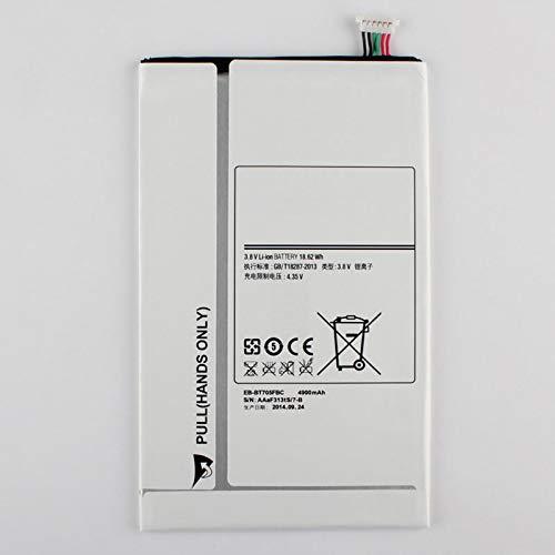 FidgetFidget Original EB-BT705FBC Battery for Samsung Galaxy Tab S 8.4 T700 T705 4900mAh