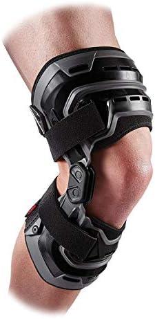 McDavid 4200 Bio-Logix Elite Unisex Knieorthese mit Gelenk - Lateraler Halt für Kreuz- oder Seitenbänder, Meniskus...