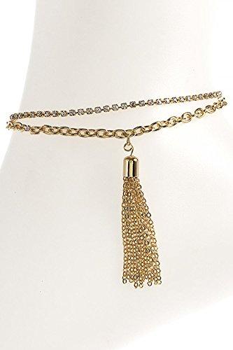 karmas-canvas-crystal-accent-tassle-anklet-gold