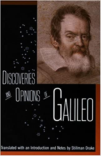 discoveries and opinions of galileo galileo galilei stillman  discoveries and opinions of galileo galileo galilei stillman drake 9780385092395 com books