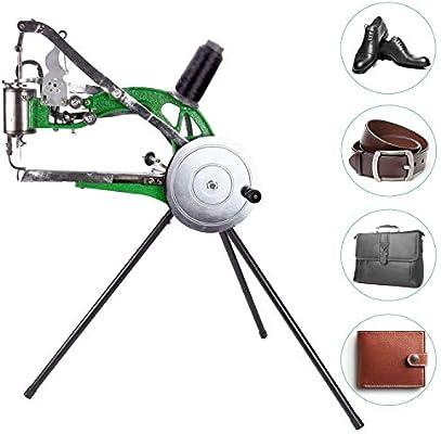 Seeutek Máquina de reparación de zapatos manual, máquina de coser ...