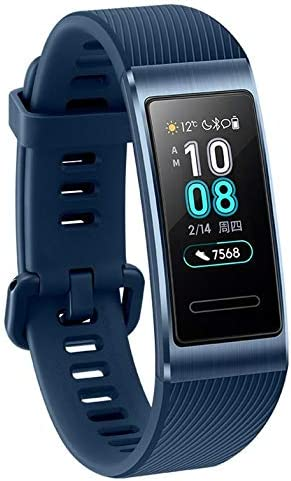 ghfcffdghrdshdfh para Huawei Band 3 Pro GPS Integrado Smart Watch AMOLED Pantalla táctil Reloj