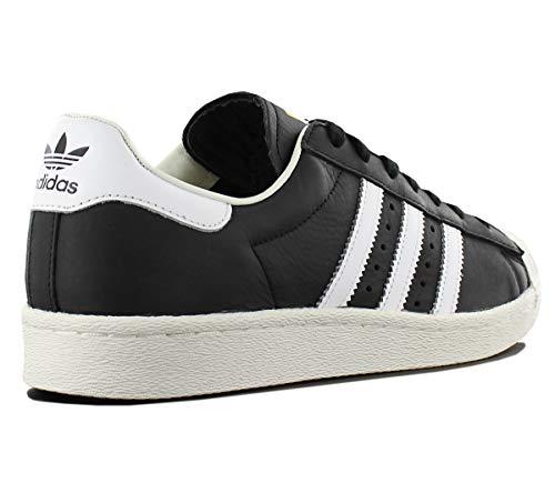 Boost Superstar adidas Chaussures Blanc Noir Baskets Homme ZSxA8I