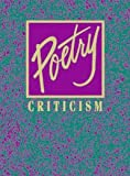 Poetry Criticism, Trudeau, Lawrence, 0787686956
