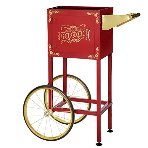 Great Northern Popcorn 83-DT5710 6405 Red Matinee Cart Only