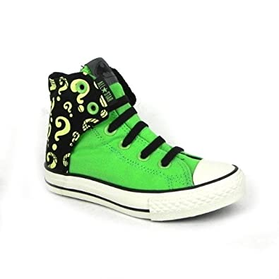 f433a22add5e Converse 626033 Riddler Kids Canvas Hi Trainers  Amazon.co.uk  Shoes   Bags