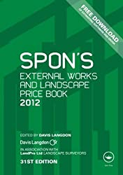 Spon's External Works and Landscape Price Book 2012