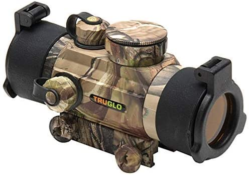 TRUGLO Red-Dot 30Mm Dual Color Multi Reticle Sight, APG