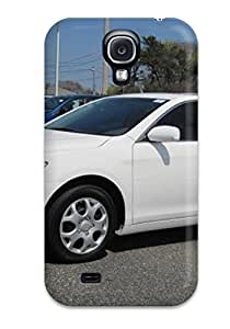 Anti-scratch And Shatterproof Toyota Camry 13 Phone Case For Galaxy S4/ High Quality Tpu Case BY icecream design
