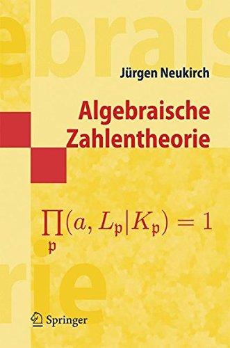 Algebraische Zahlentheorie (Masterclass)