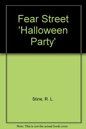 Fear Street 'Halloween Party' -