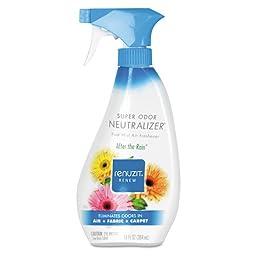 Renuzit Super Odor Neutralizer Fabric Spray, \