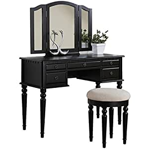 bedroom vanity with drawers vanity set with mirror and stool vintage antique makeup 14447