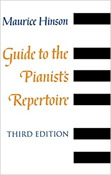 ??FREE?? Guide To The Pianist's Repertoire, Third Edition. hours worth hours Fixed Geneva Trump