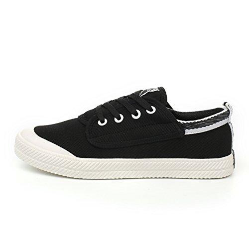 Zapatos Zapato de zapatos blanco casuales del I lona clásica zapatos estudiante deportivos rwBYrXq
